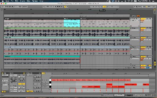 Split MIDI edit.