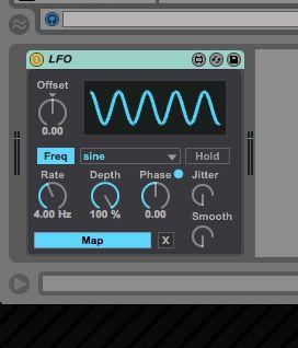 LFO Audio Effect