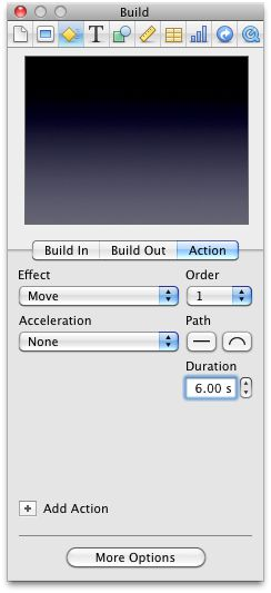 Add a Move action