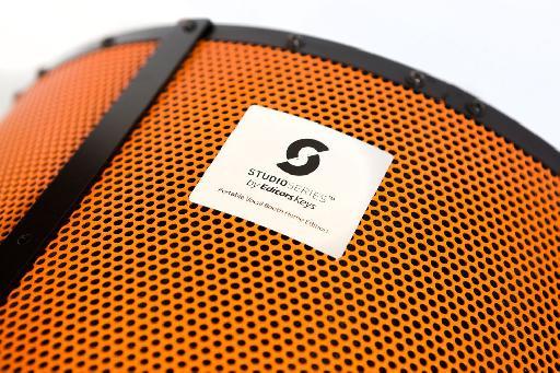 Editors Keys Vocal Booth orange edition