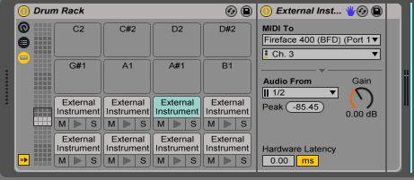 External Instrument