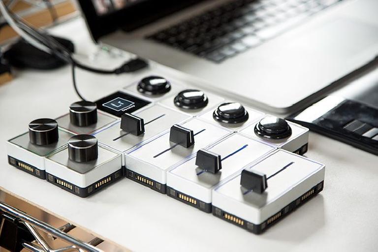 Palette MIDI Controller