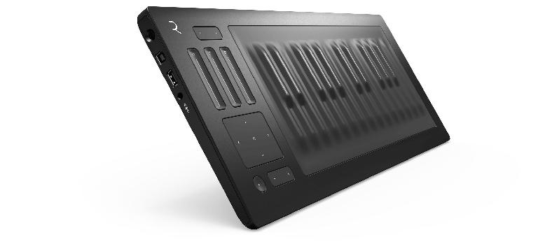 Seaboard Rise's Modulation Options