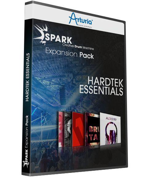 Arturia Hardtek Essentials Expansion Pack.