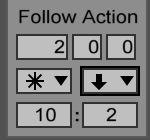 Follow Action Controls