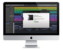 Learning Logic Pro X INSIDE Logic Pro X - how cool!