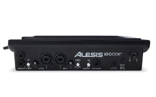 Alesis IO Dock II back