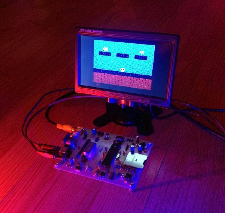 Ming Micro is a video and audio synth.