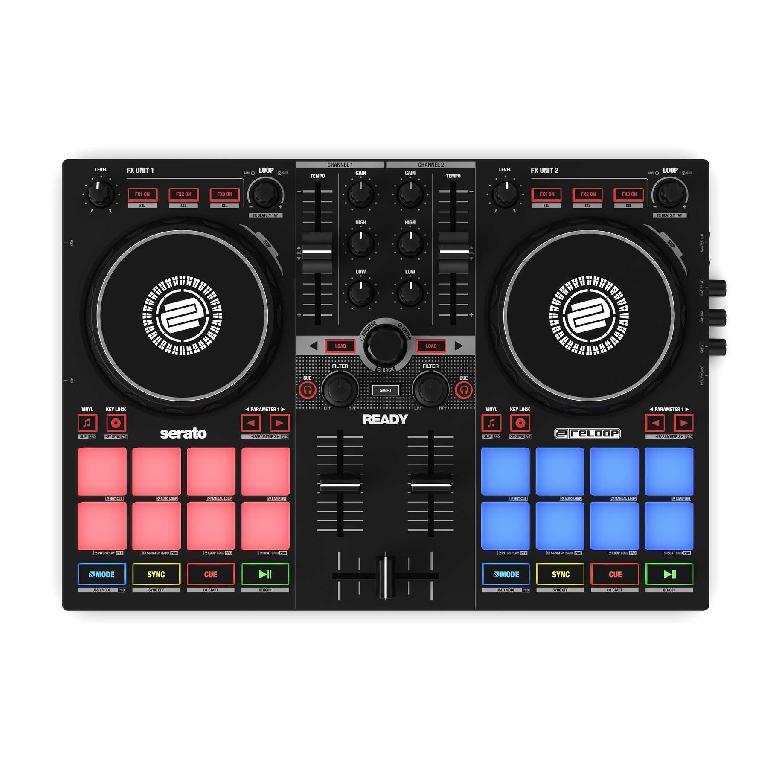 Reloop Ready Serato DJ controller