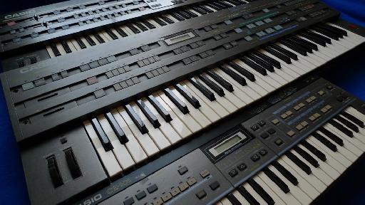 The VirtualCZ is based on some classic Casio synths.
