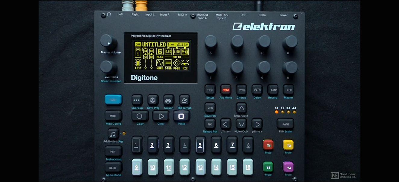 Synths & Sound Design: