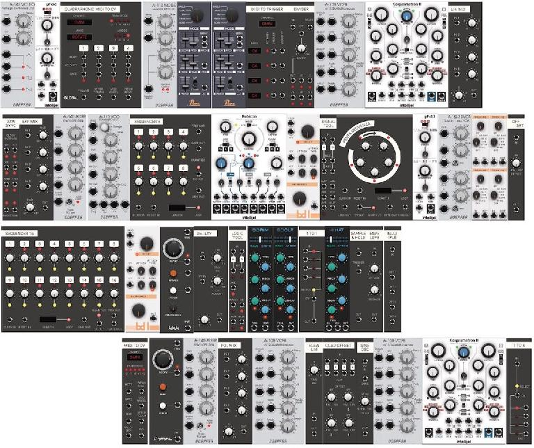 Yay! Eurorack for everyone... (in software) thanks to Softube Modular.