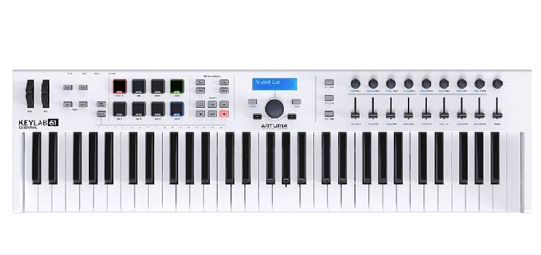 Arturia Keylab Essentials 61