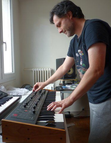 GliGli on his reworked Sequential P-600