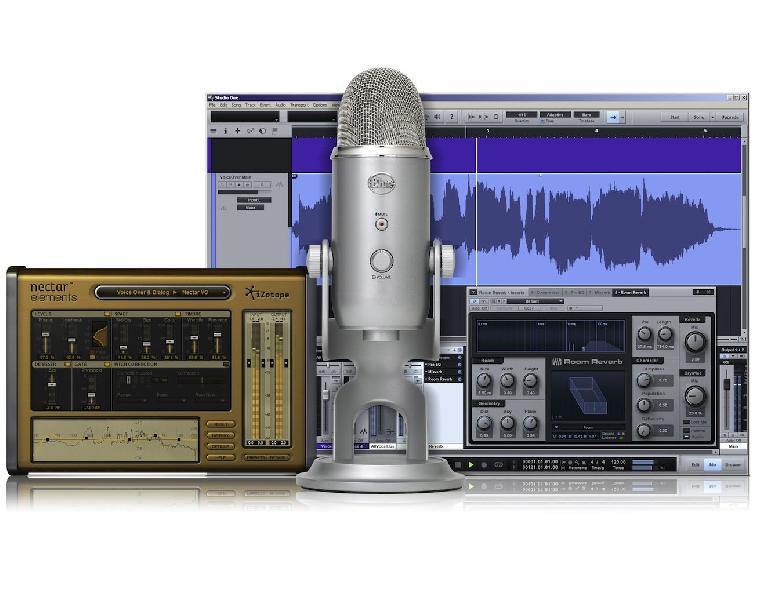 Yeti Studio: All-in-One Professional Recording System for Vocals