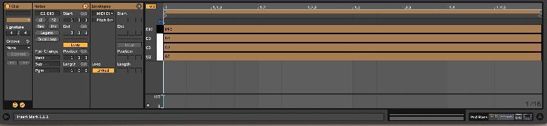 Pads MIDI