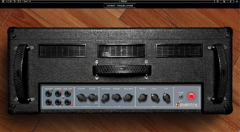 Nembrini Audio Vintage Vox AC30