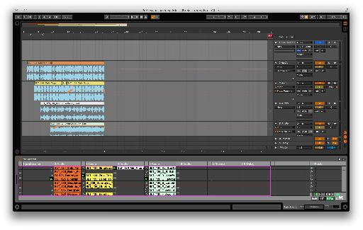 Yup, it's true. For a small payment EraserMice ProSession unites Session & Arrange View in Ableton Live!