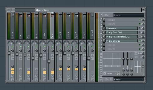 In Mixer