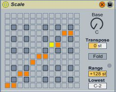 Scale MIDI Effect