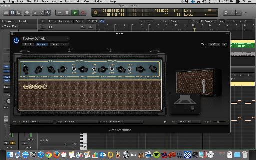 Amp Designer'