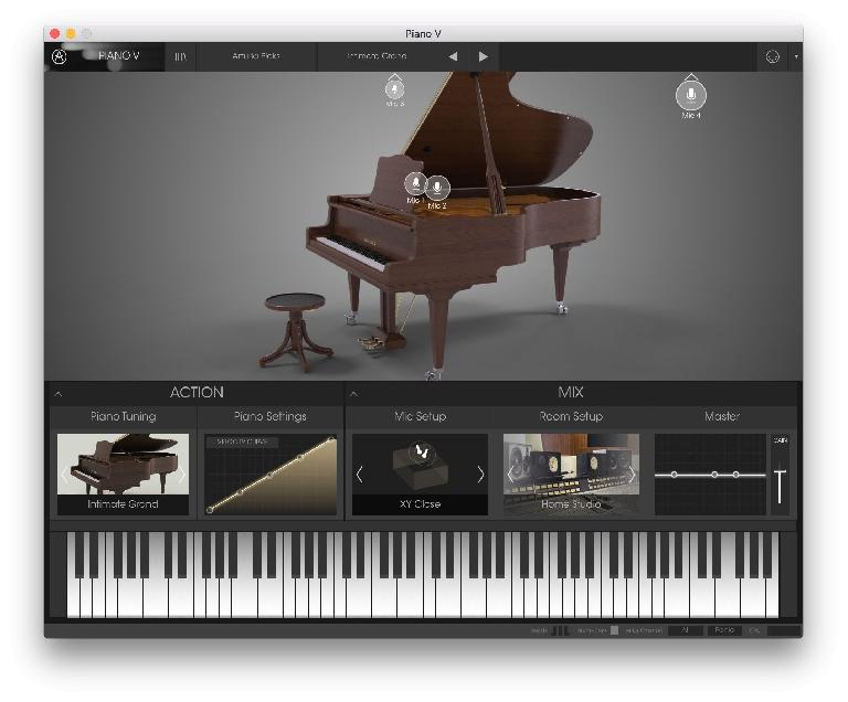 Yep, pianos