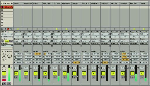 Dub Hop Mixer