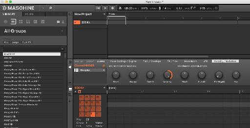 In Maschine 2.0 or later, setting an odd time signature is as simple as changing it in the menu bar.