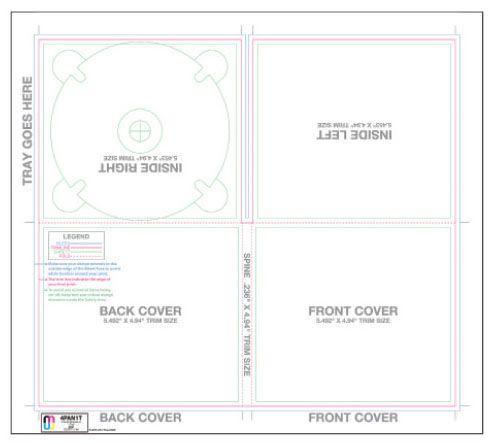 Disc Maker template