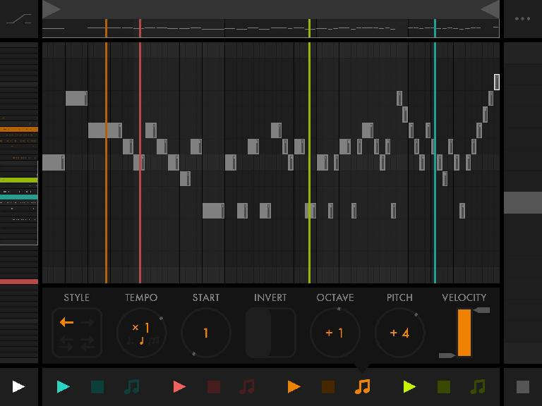 Fugue Machines screenshot 2