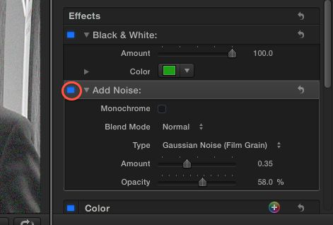 FCP Blue button