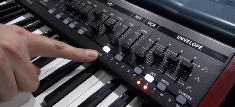 Phat12 project from Behringer