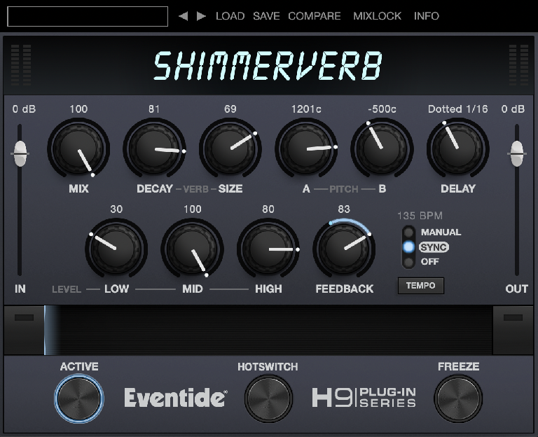 PIC 1: Shimmerverb in action.