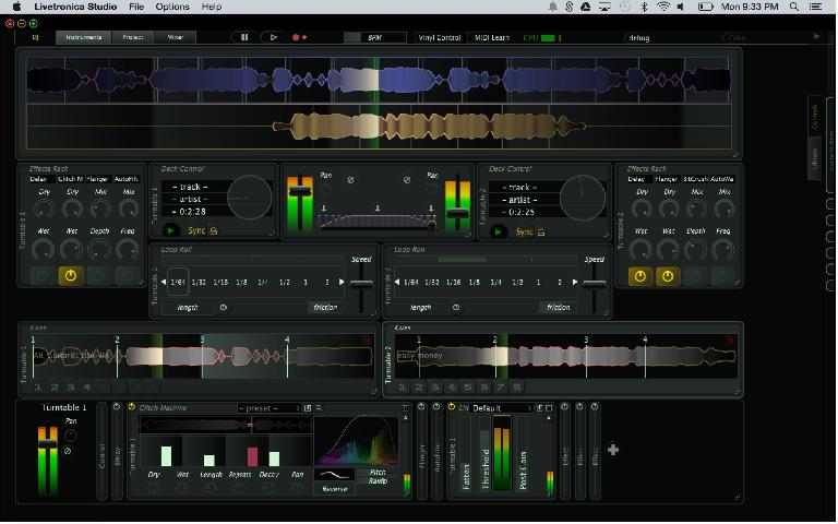Stagecraft Software's new app for Novation Launchpad Pro (DJ Console)