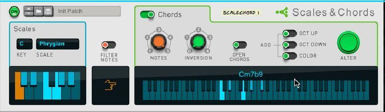 Reason 9 Scales & Chords