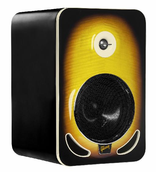 Gibson Les Paul Reference Monitors.