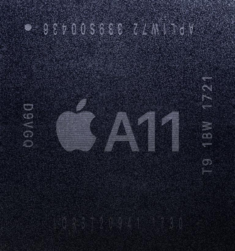 Apple's A11 system-on-a-chip