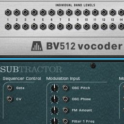 Vocoding With Reason 6's BV512
