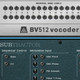 Vocoding With Reason 6's BV512