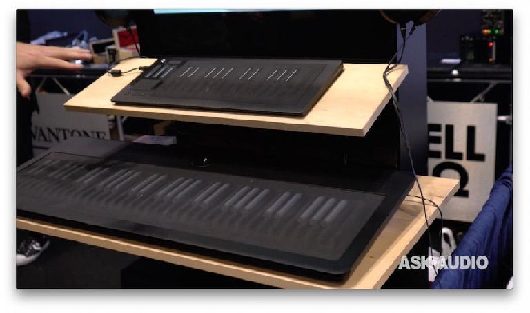 ROLI Rise Keyboard Controller