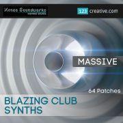 Blazing club synths