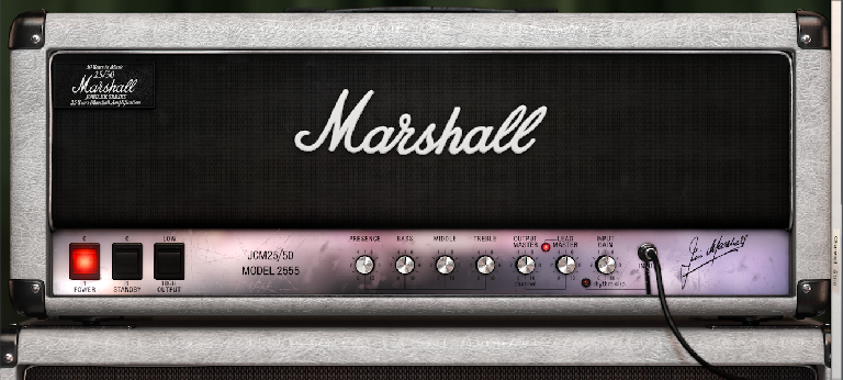 Marshall Silver Jubilee 2555