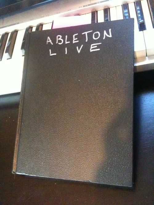 Wolfie's Study Book for Ableton Live.