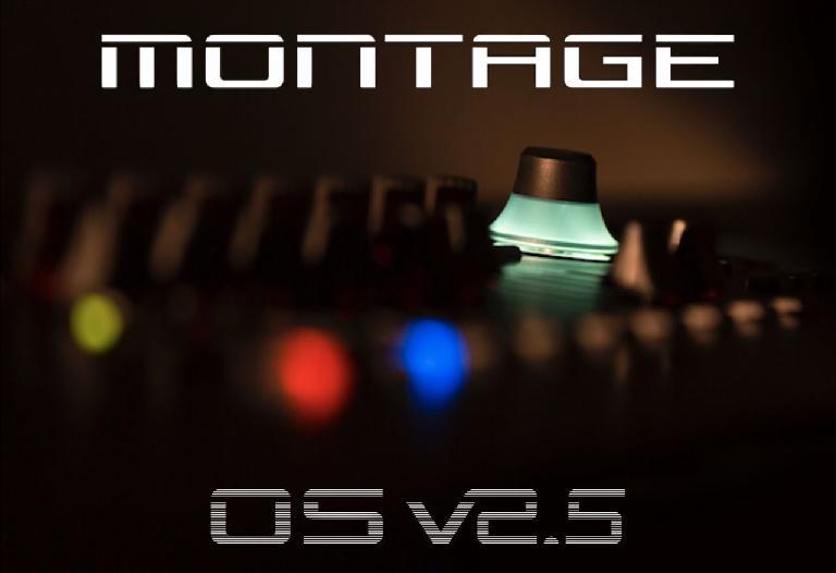 Yamaha Montage 2.5