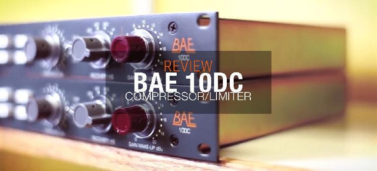 BAE 10DC compressor / limiter