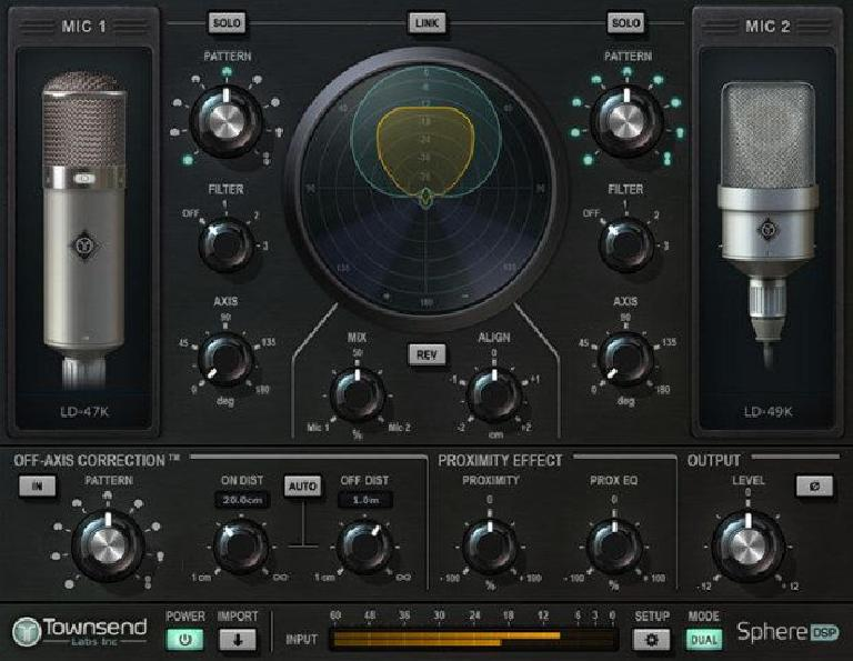 The Townsend Sphere plug-in.