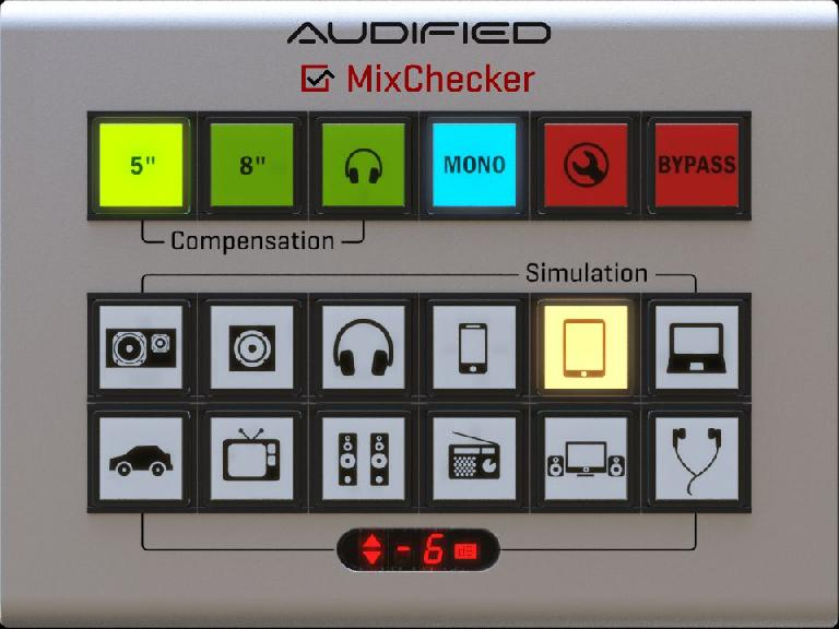 Audified MixChecker 1.1