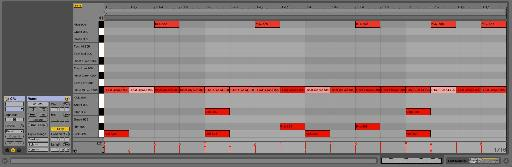 PIC 1: 4/4 Drum Pattern.