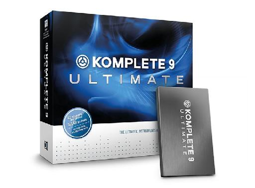 NI Komplete 9 Ultimate