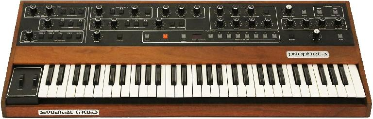 The Sequential Circuits Prophet 5